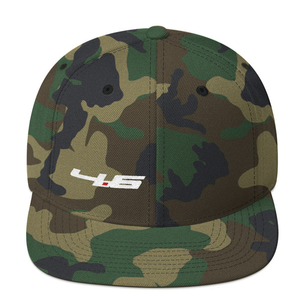 4.6 Snapback Hat - 5ohNation