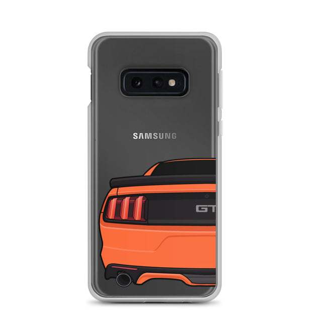 2015-17 Competition Orange Samsung Case (Rear) - 5ohNation