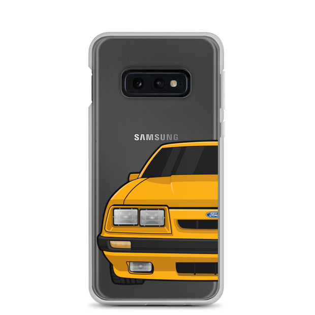 79-86 4 Eye Orange Samsung Case (Front) - 5ohNation