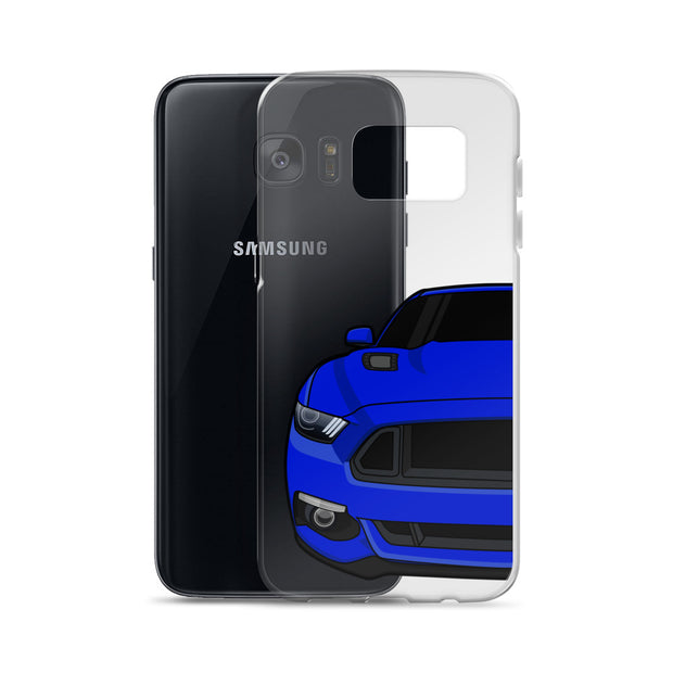 2015-17 Deep Impact/Lightning Blue Samsung Case (Front) - 5ohNation