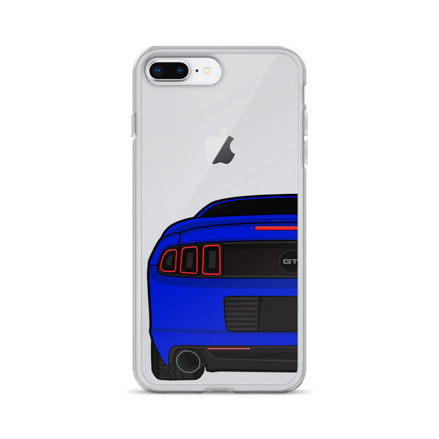 2013/14 Deep Impact Blue iPhone Case (Rear) - 5ohNation