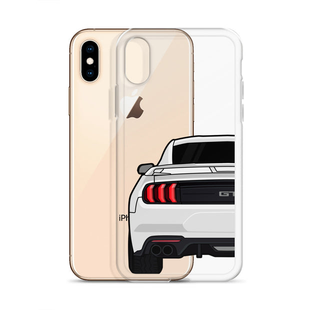 2018-19 Ignot Silver iPhone Case (Rear) - 5ohNation