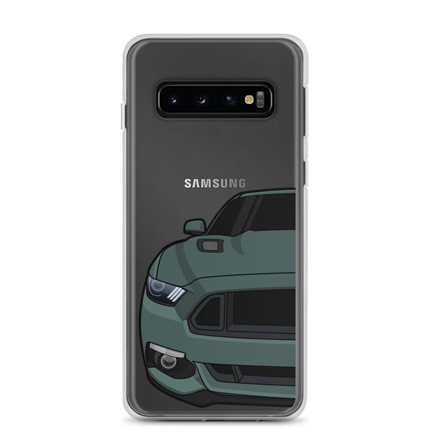 2015-17 Guard Green Samsung Case (Front) - 5ohNation