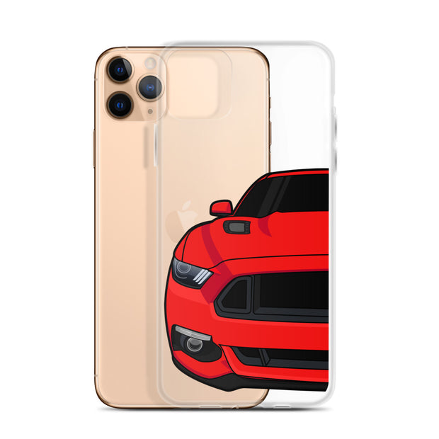 2015-17 Race Red iPhone Case (Front) - 5ohNation