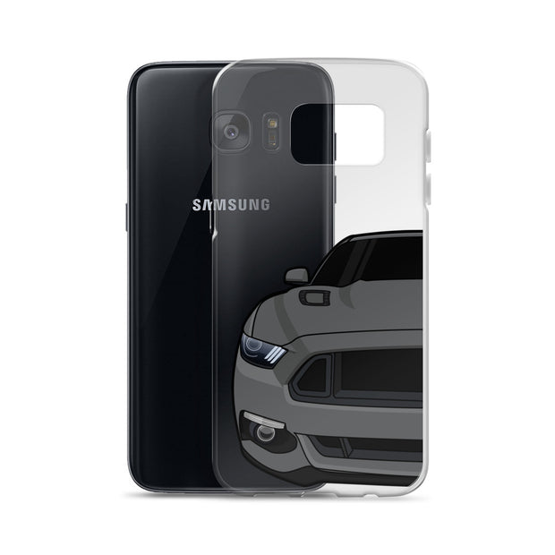 2015-17 Magnetic Metallic Samsung Case (Front) - 5ohNation