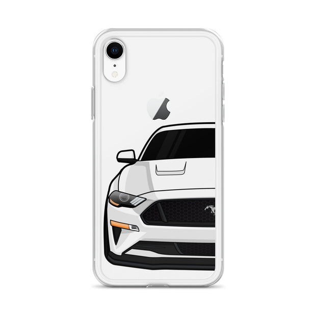 2018-19 Ignot Silver iPhone Case (Front) - 5ohNation