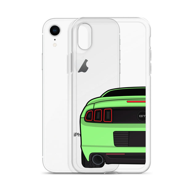 2013/14 Gotta Have It Green iPhone Case (Rear) - 5ohNation