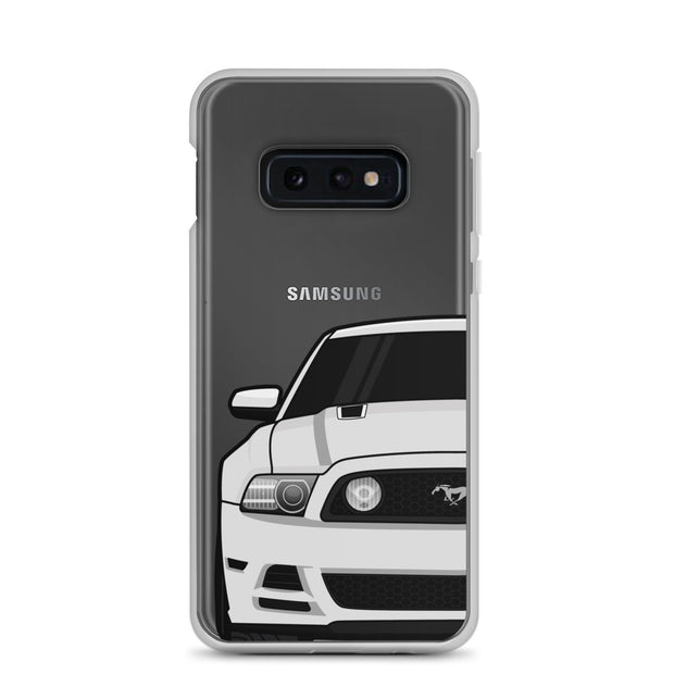 2013/14 Ignot Silver Samsung Case (Front) - 5ohNation