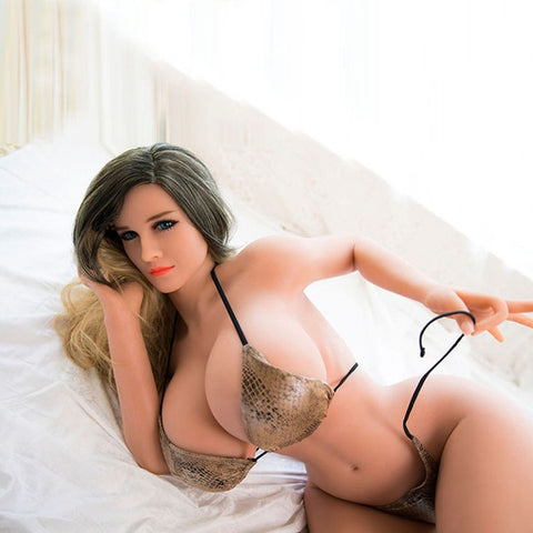 169cm 6YE Lifelike Busty Sex Doll Nancy
