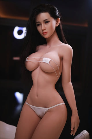 JY161cm Sex Doll Zoey Silicone Head