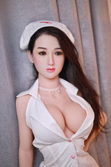 JY 161cm Sex Doll Olivia Silicone Head