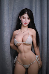 JY161cm Sex Doll Madison Silicone Head