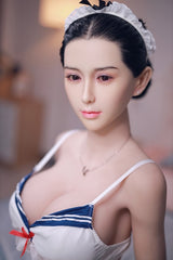 JY161cm Sex Doll Penelope Silicone Head