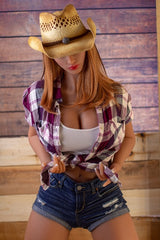 Doll4ever 165cm Christi in Cowgirl