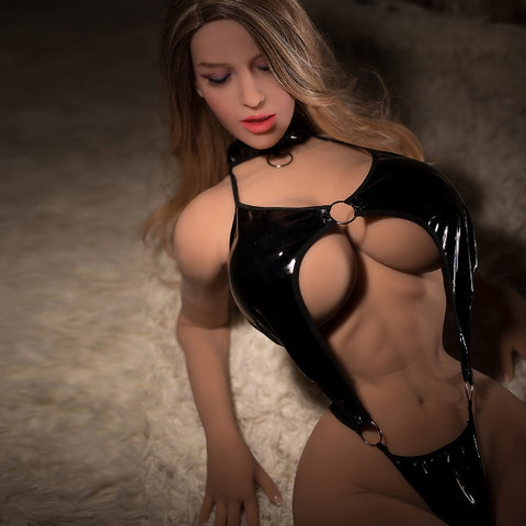 168cm 6YE Lifelike Busty Sex Doll Veronica