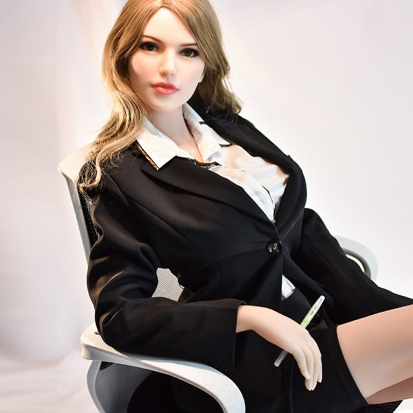 165cm 6YE TPE Sex Doll Heather