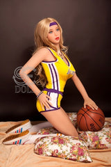 158cm SE Doll TPE Sex Doll Cheerleader