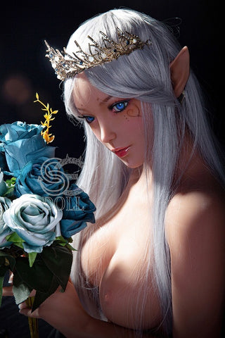 150cm SE Doll TPE Sex Doll Elf Princess Amanda