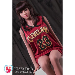 165cm G-cup Lyra is the cheerleader from Sexology University