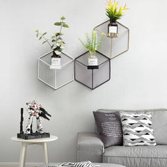NORDIC METAL WALL DECORATIVE