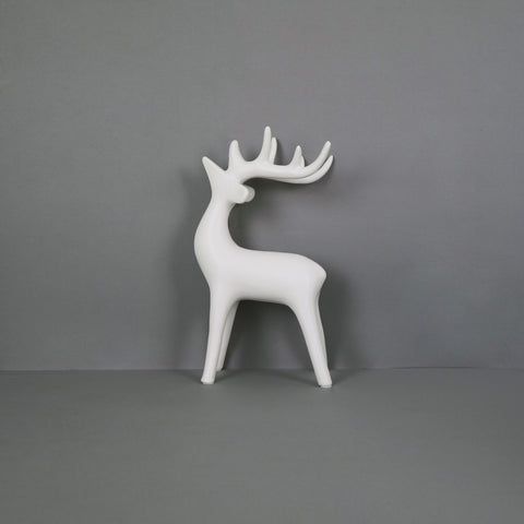 RAINDEER SCULPTURE