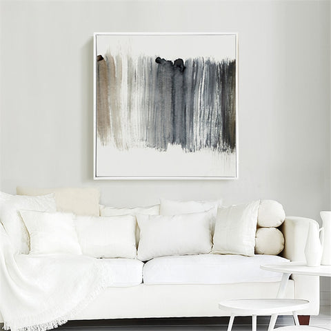 SHADE OF MONOTONE ART PRINT