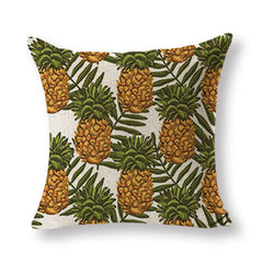 FRENZY FRUIT DECORATIVE PILLOW COVER
