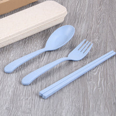 PORTABLE DINNERWARE SET