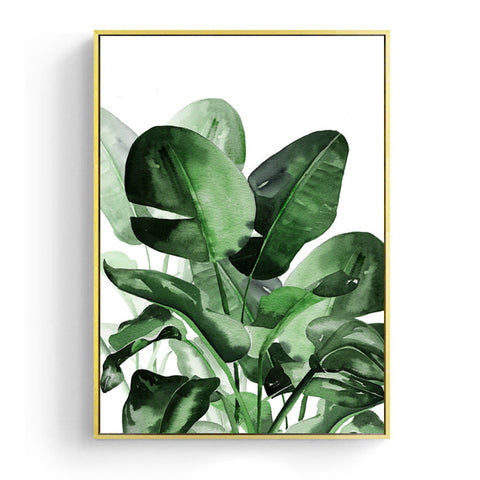 TROPICAL VIBE ART PRINT
