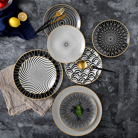 FRANCESCA PLATE COLLECTION