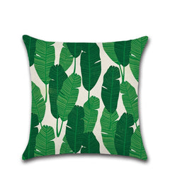 TROPICAL VIBE DECORATIVE PILLOW COVER C.15