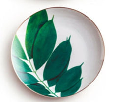 TROPICAL PLANT DISH COLLECTION