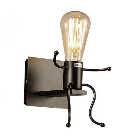 BULBY WALL SCONCE
