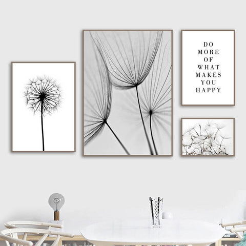 WHAT MAKES YOU HAPPY ART PRINT