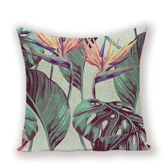 TROPICAL VIBE DECORATIVE PILLOW