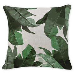 TROPICAL VIBE DECORATIVE PILLOW COVER C.10