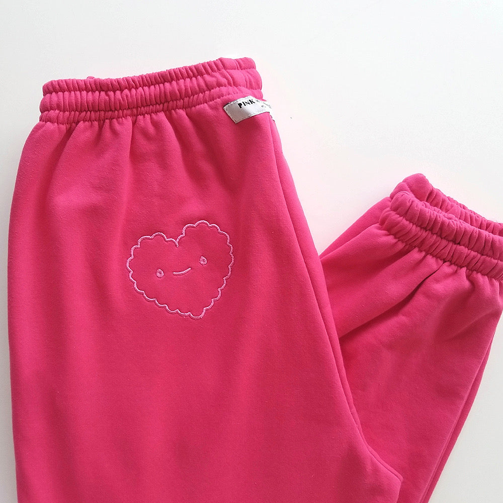 Hot Pink Home Office Pants