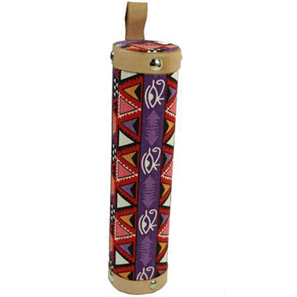 Fabric Covered Rainstick - 8 inch