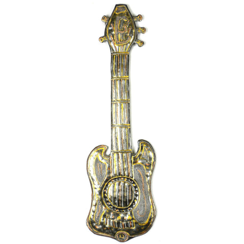 Accented Metal Guitar 16 inch