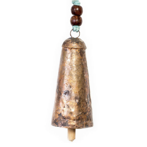 Celadon Cone Bell - Large