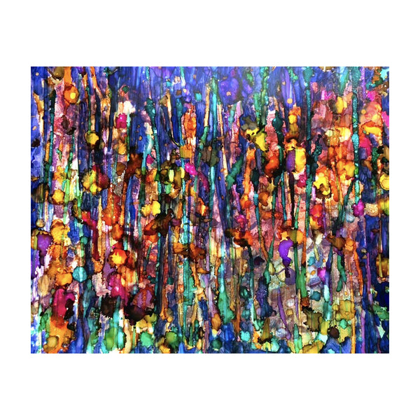 Abstract Forest : Prints