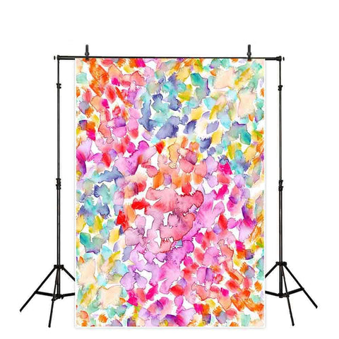 Funnytree background photography watercolor splash stroke artistic drawing handmade abstract illustration fantasy backdrops