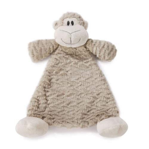Meekie Monkey Rattle Lovey - Grace & Grits