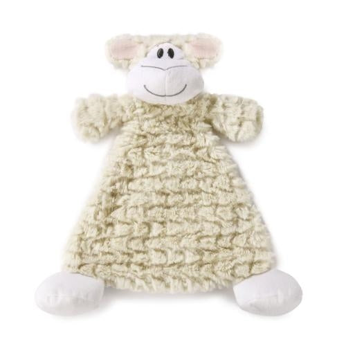 Langley Lamb Rattle Lovey - Grace & Grits