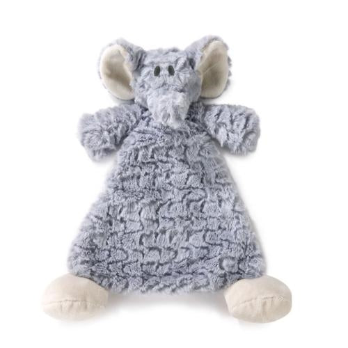 Ellery Elephant Rattle Lovey - Grace & Grits