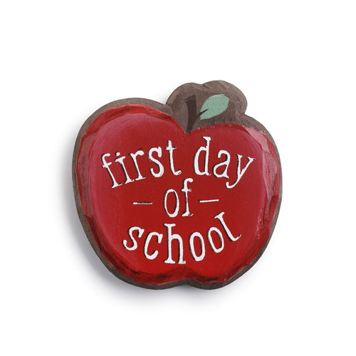 First Day of School Magnetic Token