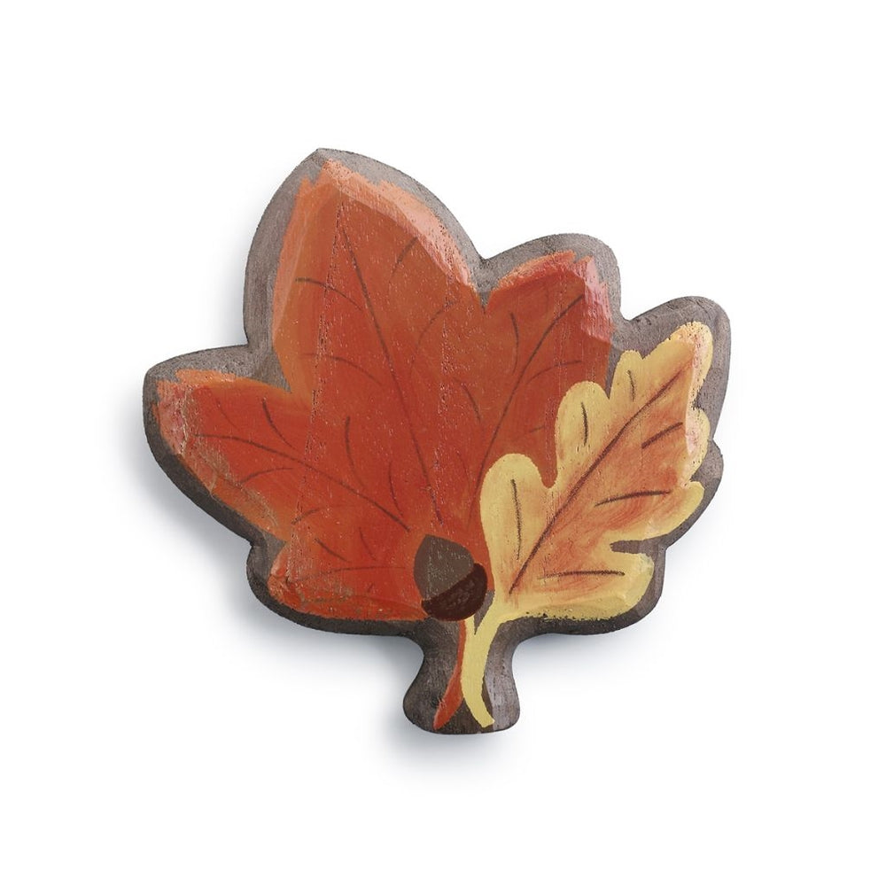 Fall Leaves Magnetic Token - Grace & Grits