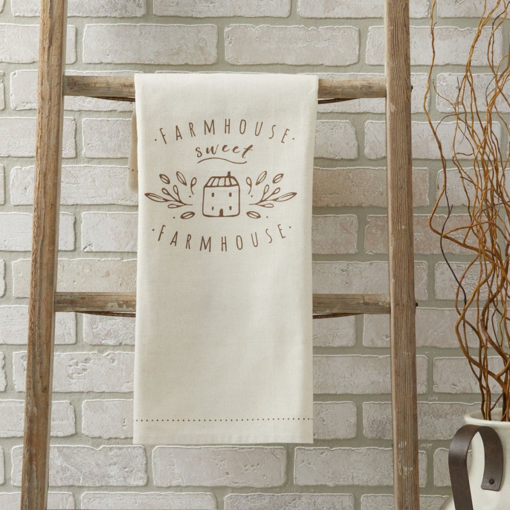 Farmhouse Tea Towel