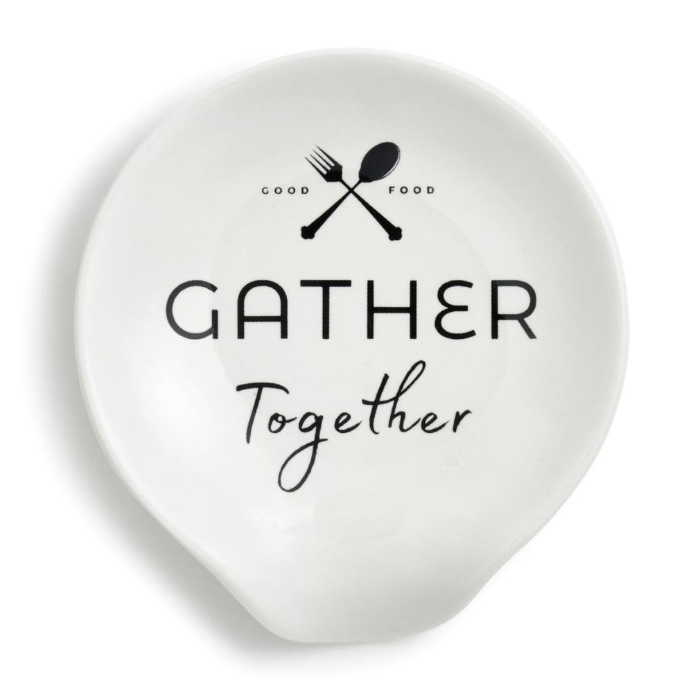 Gather Together Spoon Rest - Grace & Grits