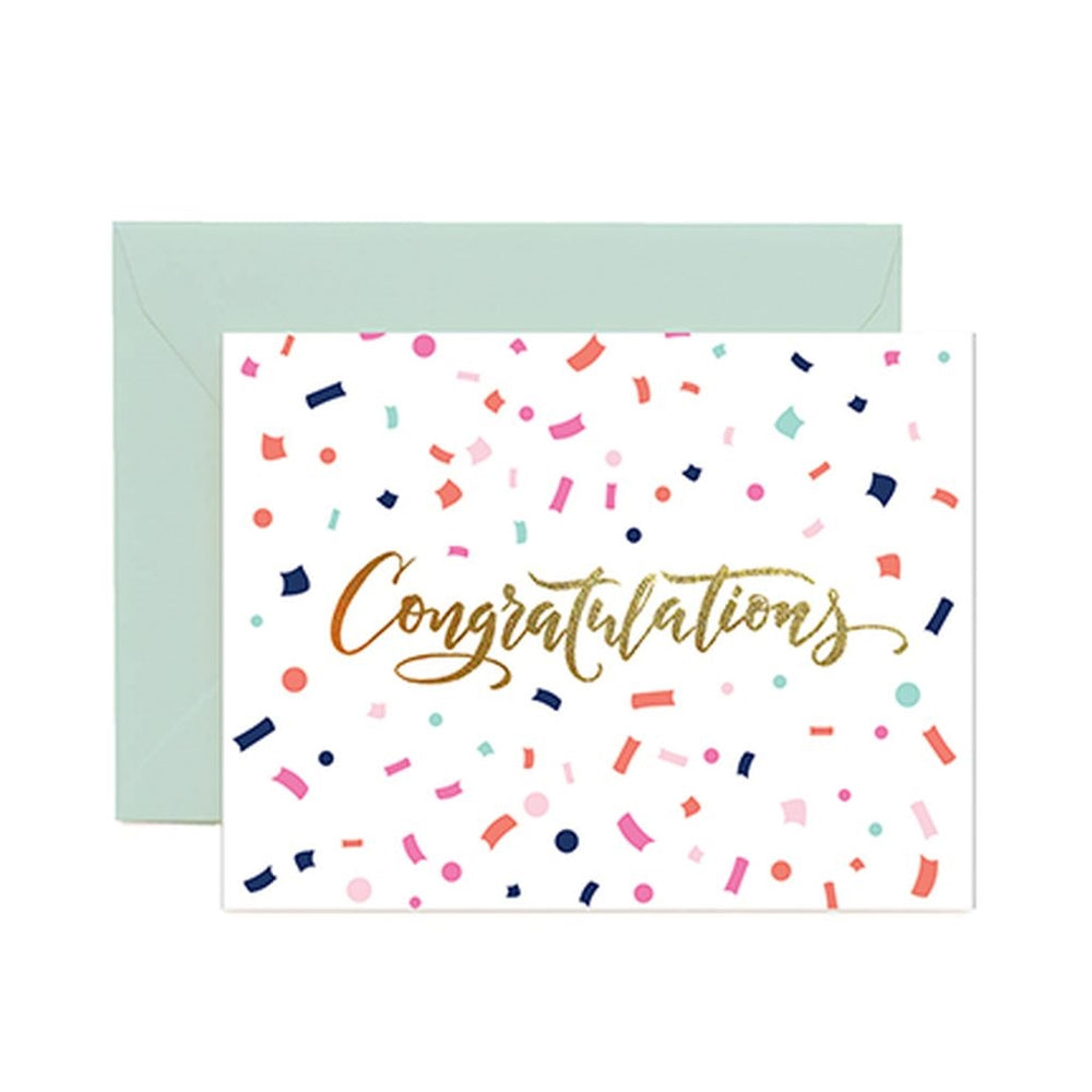 Congratulations Greeting Card - Grace & Grits